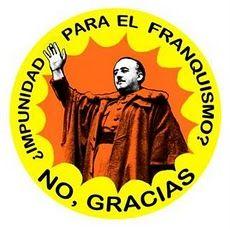 ¿Impunidad para el franquismo? No, gracias
